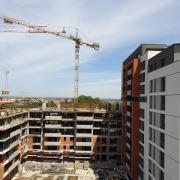 Apartamente de vanzare, apartamente de vanzare Timisoara, apartamente noi de vanzare, iris armoniei, apartamenente de vanzare nordul Timisoarei, apartament de vanzare nou, bloc nou, sedako Group, firma Sedako