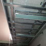 Structura tavane casa scarii corp B