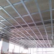 Structura tavane parcari acoperite