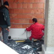 montaj termosistem terasa etaj retras ap. B32