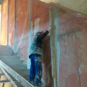 pontare stalpisori tencuieli casa scarii