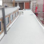 realizare hidroizolatie terasa necirculabila
