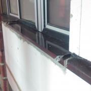 realizat sablon de glaf la ferestre