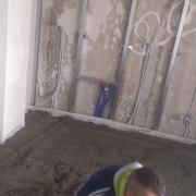 turnat sapa in apartamente in corpul A